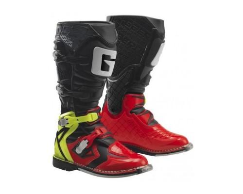 Gaerne G-React Goodyear Red Yellow Black 2180-025