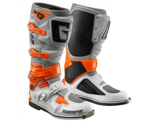 Gaerne SG-12 ORANGE GREY WHITE 2174-083