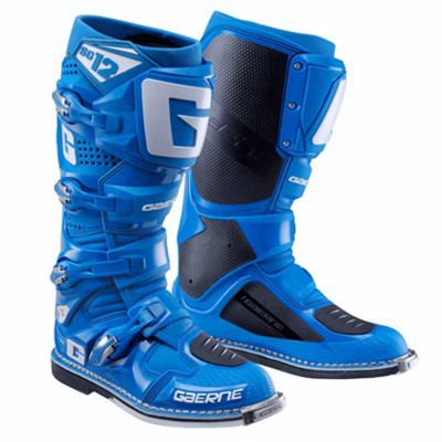 КРОССОВЫЕ МОТОБОТЫ Gaerne SG-12 Solid Blue 2174-088
