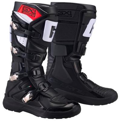КРОССОВЫЕ МОТОБОТЫ Gaerne GX1 EVO Black 2193-001